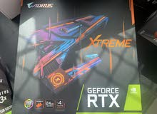 GIGABYTE AORUS GeForce RTX 3090 XTREME