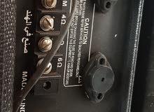 مكبر صوت بدون سماعات ماركه mega عدد 2 سعر الواحد 250 الف