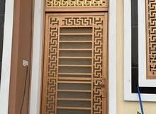 ابواب حديد مدخل بيت