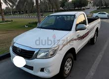 TOYOTA HILUX 2013 FULL SERVICE HISTORY