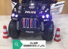سيارات شرطه جيب كبير