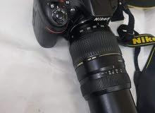 Nikon D7100 professional Dslr Camra  weth zoom lens