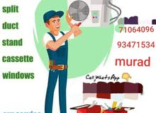 repairing and installation of aircondtion and refrigerator