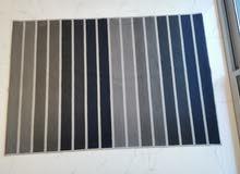 ikea multi color carpet 180x122 cm