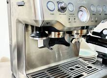 Breville The Barista Express Coffee Maker