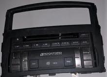 Pajero Radio and CD player Audio سي دي و راديو  باجيرو 2016