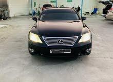 lexus Ls460 L american
