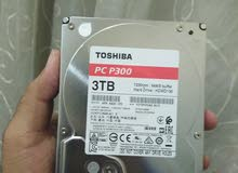 Toshiba P300 3TB Desktop PC Internal Hard Drive 7200 RPM