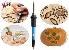 اسهل قلم للرسم على الخشب