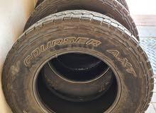 Mastercraft Courser AXT 32 Inch Tires