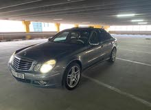 Mercedes e280 مديل 2007