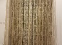 Making Of Curtains & Sofa Majlis
