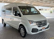 maxus v80 bus 2019 model passing insurance full 1 year