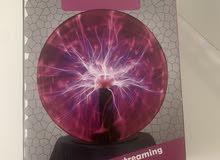 Plasma Ball , Touch & Sound Sensitive