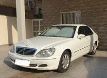 مرسيدس حوت اس 320 2002 للبيع