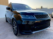 clean 2018 range rover sport for sale