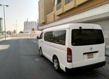 toyota Hi-Ace Bus Van 15 Passangar Middle Roof Very Good Condation