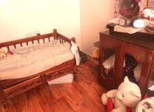 سرير اطفال مع الدولاب