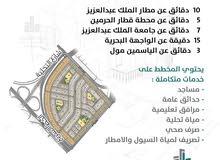 مخطط سندس وشقق سكنية بالأقساط او الكاش مباني قيد الإنشاء