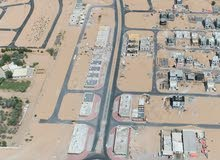 للبيع ارض تجارية فى الزاهية على شارع الشيخ محمد بن زايد