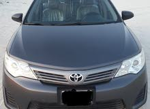 Toyota Camry S model 2013 for sale