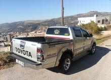 Manual Toyota 2012 for sale - Used - Ajloun city