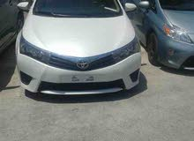 Toyota Corolla car for sale 2015 in Zarqa city