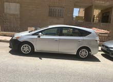 Prius 2013 - New Automatic transmission