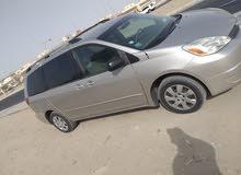 For sale Toyota Siena car in Abu Dhabi
