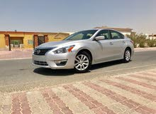 Used Nissan Altima for sale in Um Al Quwain