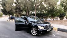Mercedes Benz C 200 2001 For sale - Black color