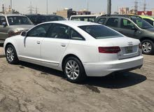 Audi A6 2010 For sale - White color