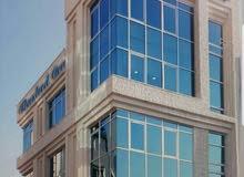 مكاتب طابقية مستقلة للايجار شارع مكة 110م خلف اوتو مول