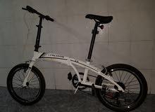دراجه ممتازه  استعمال يوم واحد قابله لطي