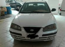 White Hyundai Elantra 2006 for sale