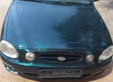 Automatic Green Kia 2002 for sale