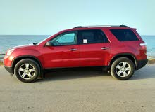 Automatic Maroon GMC 2012 for sale