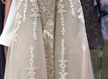 فستان راقي جدا لَبْس مره واحده فقط