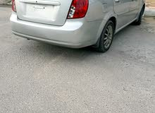Silver Daewoo Lacetti 2005 for sale