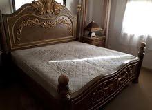 غرفة نوم كاملة مستعملة
