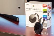 قوقل كروم كاست ألترا Google ChromeCast Ultra