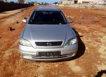 Used condition Opel Astra 2003 with 1 - 9,999 km mileage