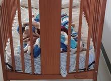 سرير اطفال junior