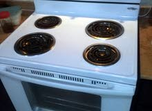 amana cooking range electric
