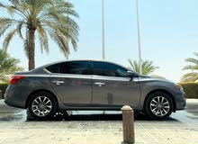 Nissan centra model 2017 Within a very good condition, For Monthly rent direct from the owner.