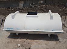 خزان ماء مستعمل