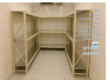 locker .heavy duty rack  ارفف تخزين