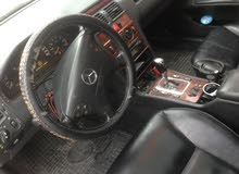 Used E 200 2001 for sale