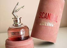 "Tester Original Perfume  ""Scandal For woman"""