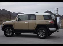 Toyota FJ Cruiser 2013 For sale - Beige color